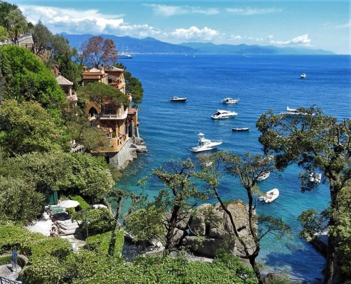 Baia del Cannone a Portofino