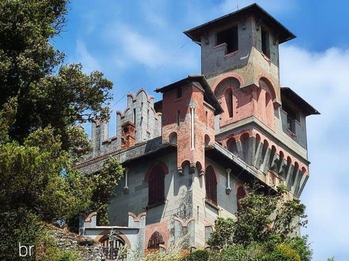 Moneglia, fortezza di Monleone