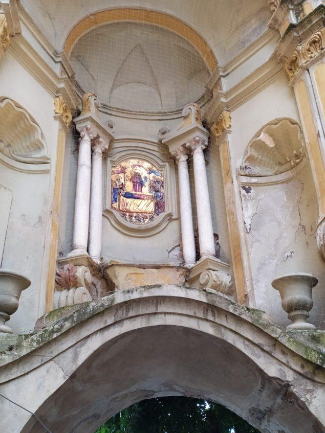 Rapallo, Porta delle Saline