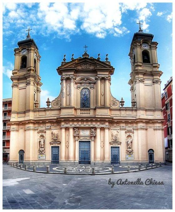 Santa Margherita Ligure, Basilica di Nostra Signora della Rosa