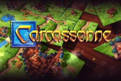 Asmodee pubblica la nuova app di Carcassonne
