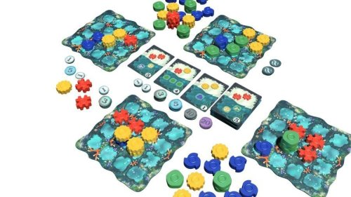 Reef - Ghenos Games