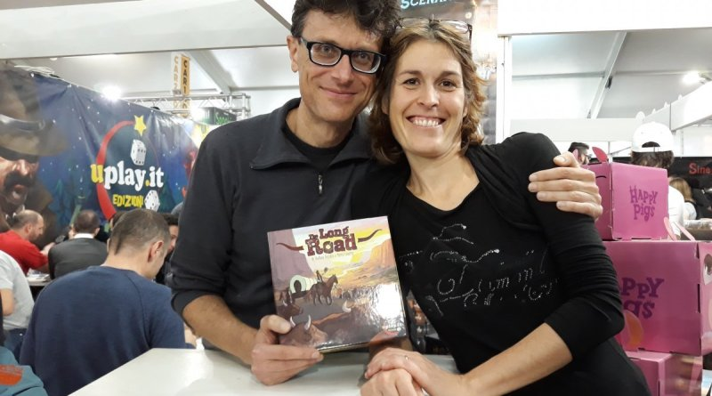 The Long Road - Stefania Niccolini e Marco Canetta