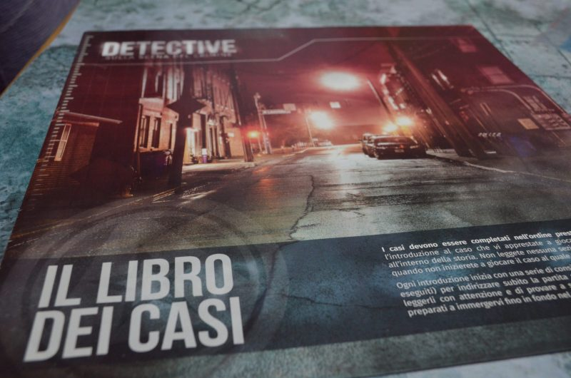 Detective - libro
