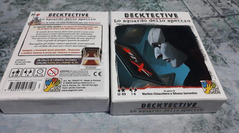 Decktective: lo sguardo dello spettro