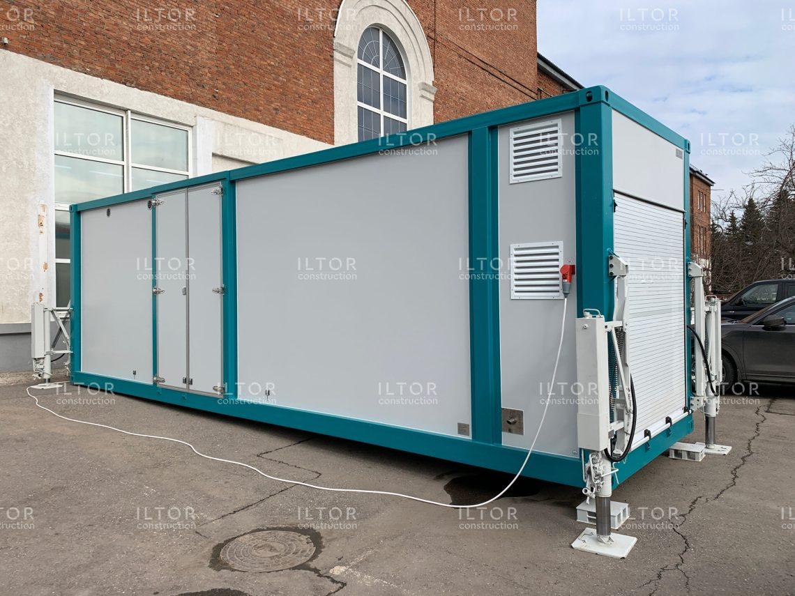 Производство контейнеров специального назначения