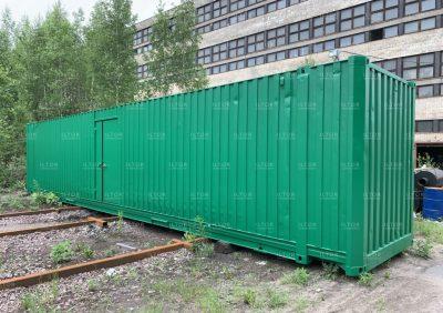 Склад из морского контейнера 45 футов
