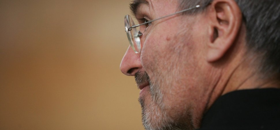 This 5-Second Steve Jobs Strategy Is a Master Class in Leadership