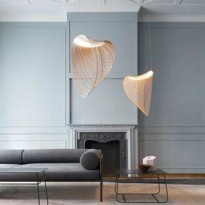 Diseño de Iluminación - Colgante Illian - Inspiración