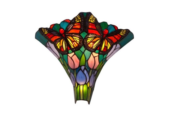 Aplique Butterfly  Iluminacion Zaragoza