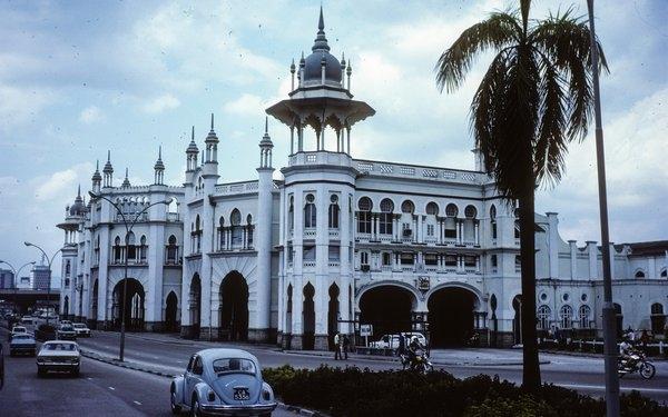 Gambar Lama Kuala Lumpur DuluDulu Pada Tahun 1975  Iluminasi