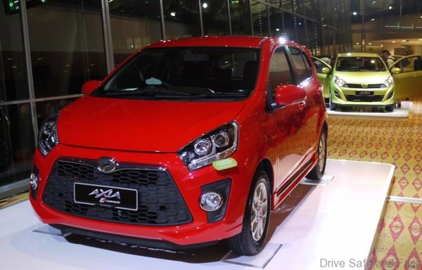 Perodua axia 1.0 g facelift m. 5 Kereta Di Malaysia Yang Mempunyai Nilai Second Hand Tertinggi | Iluminasi