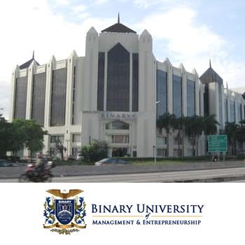 binary university puchong