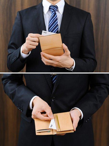 etika kad perniagaan jepun
