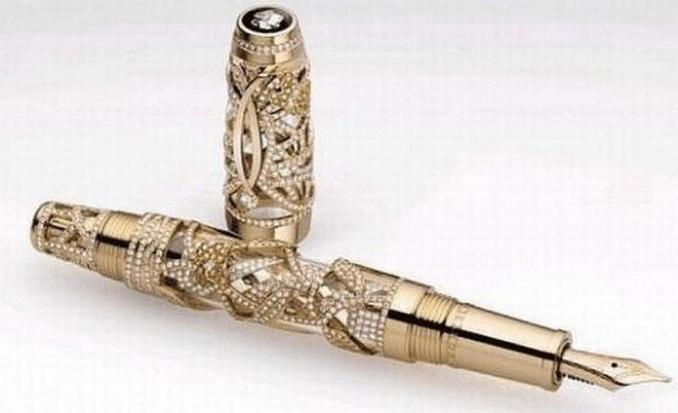 limited edition boheme papillon pen
