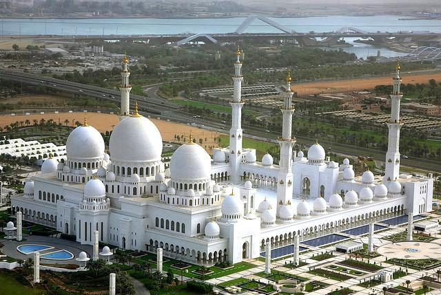 masjid sheikh zayed abu dhabi