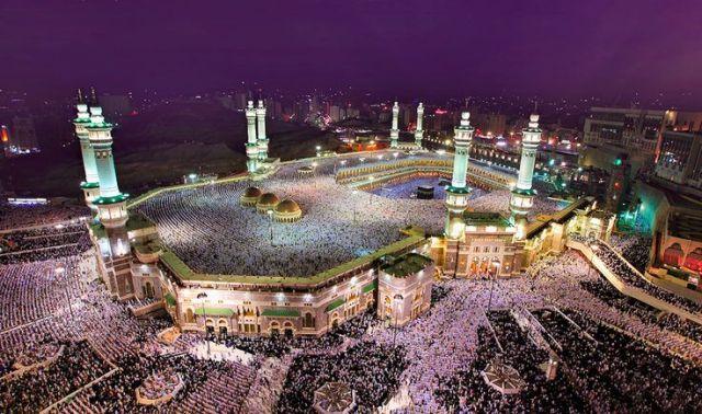 masjidil haram mekah