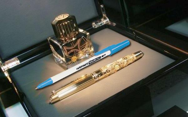 pen paling mahal di dunia