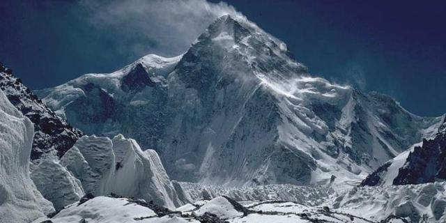 puncak k2 gunung godwin austen