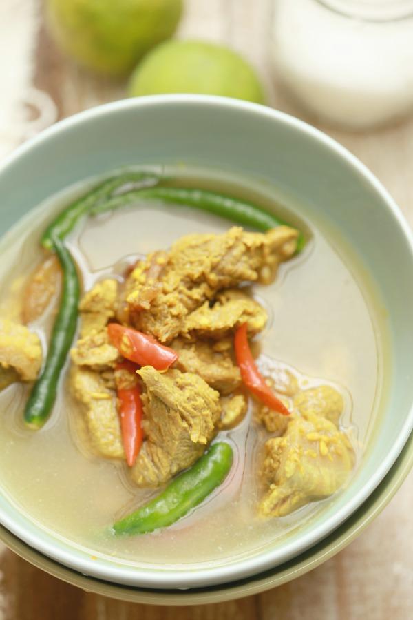 resepi ikan singgang kelantan mudah resep masakan khas Resepi Singgang Ikan Belanak Enak dan Mudah