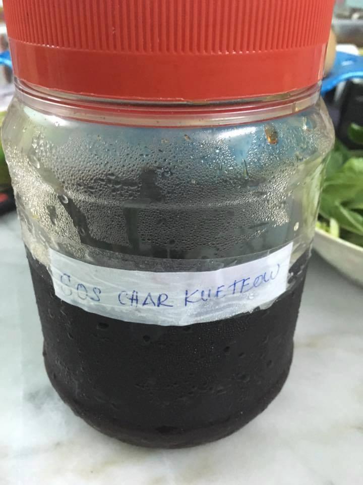 Resepi Kuey Teow Kerang Cina