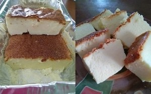 Resepi Kek Cheese Meleleh Azie Kitchen