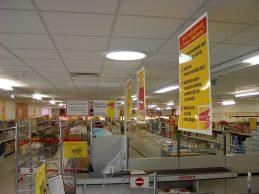 luz comercial lighting design arquitetura varejo
