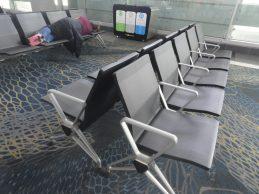 """Portão sala espera Aeropuerto """"El Dorado"""" Bogotá Colômbia 25"""