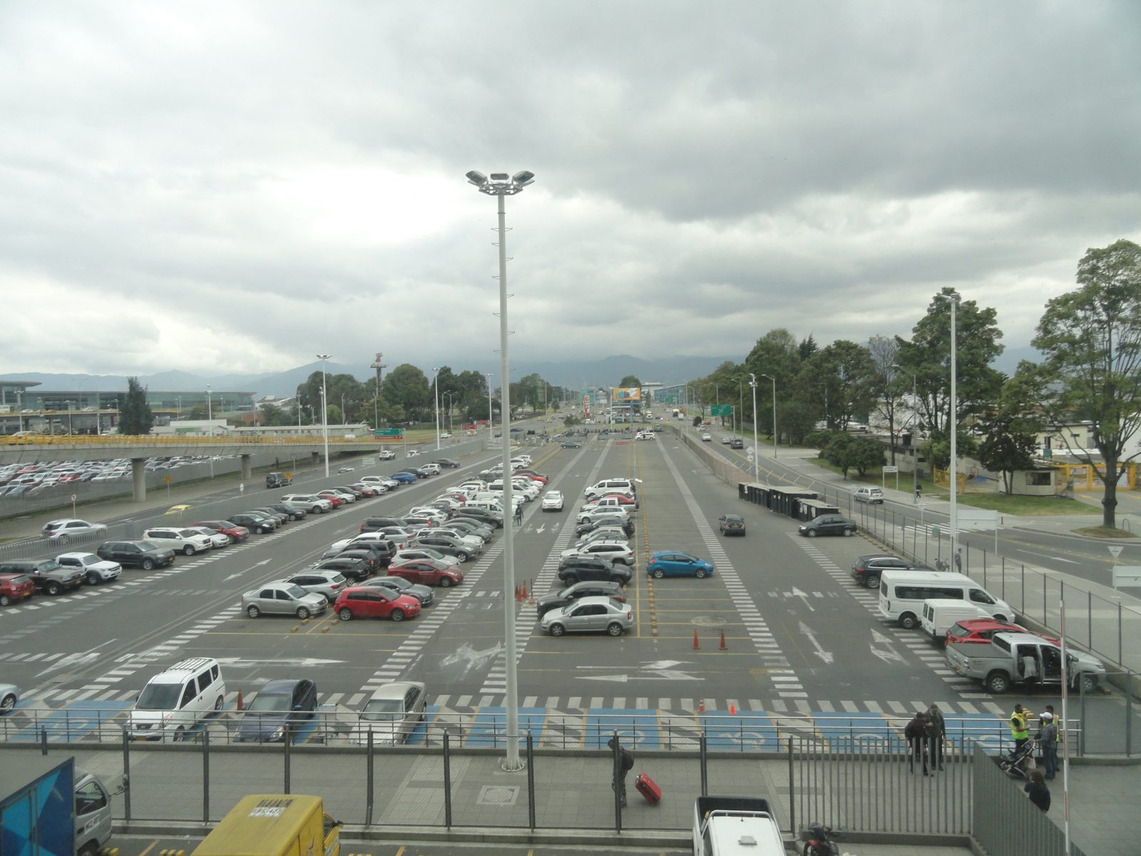 Aeroporto Internacional El Dorado Bogotá Colômbia