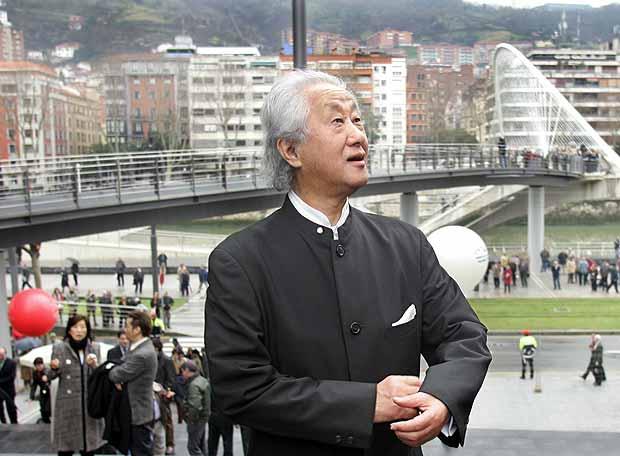 Museu Japão NMEC Guggenheim Arata Isozaki arquitetura design lighting iluminação Contemporânea MOC