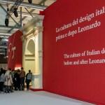 Euroluce SaloneSatellite Salone del Mobile DE-SIGNO Da Vinci AQUA Manifesto ingenio Milão Engenhosidade