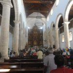 Colômbia_Reloj_Latinoamerica_Arquitetura_Patrimonio_Colonial_Unesco_Bolivar_ Praça_Igreja