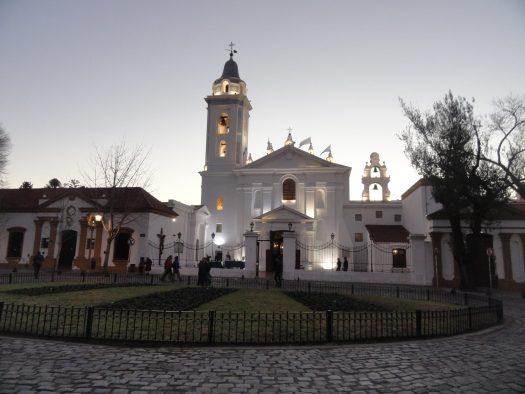 Centro_Cultural_recoletos_Franciscanos_Ombúes_Virgem_Cemitério