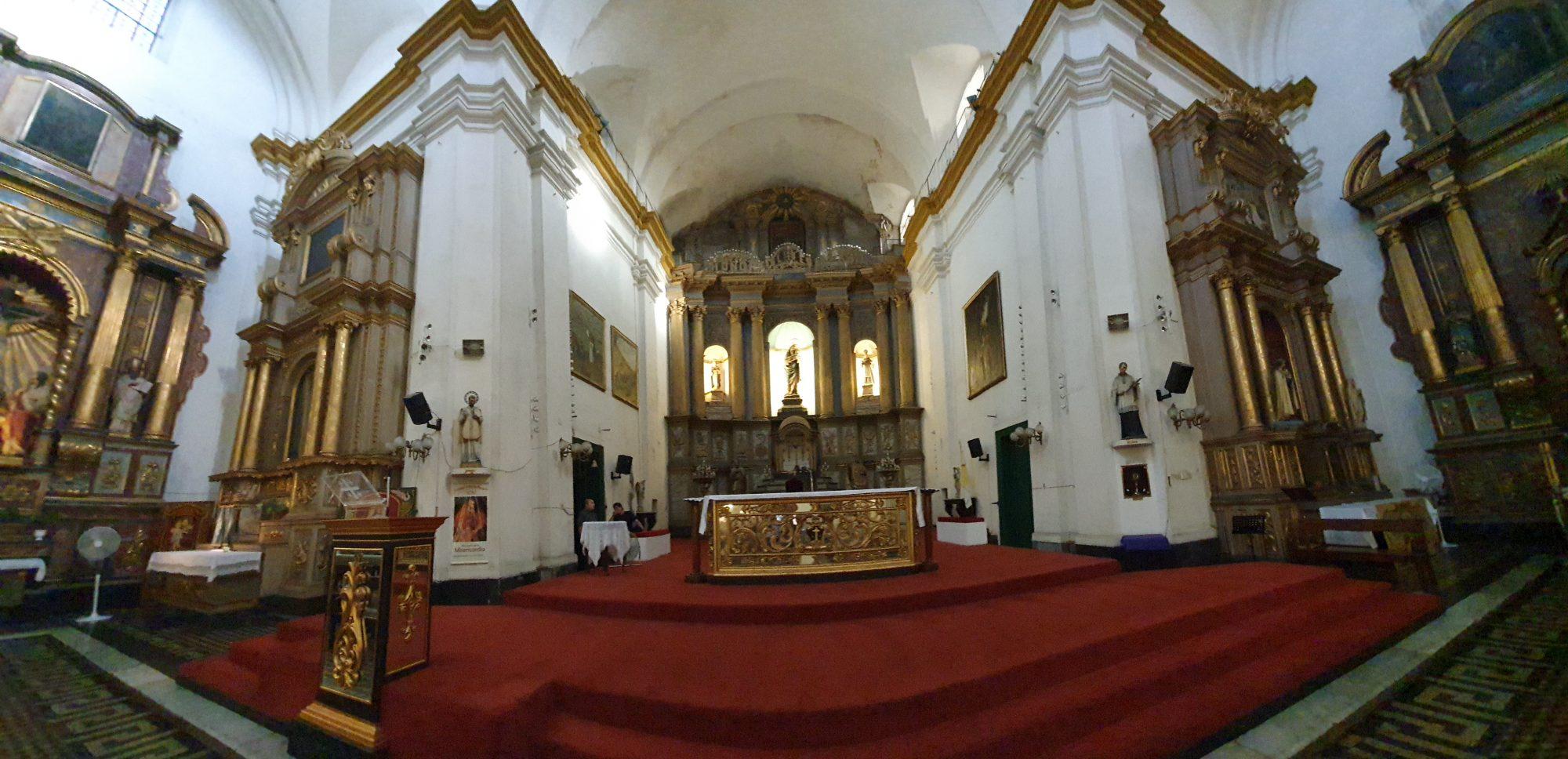 Argentina_Patrimônio_Iglesia_Jesuítas_Belen_Bethlemitas_Zanjón Granados_Buenos Aires_ Plaza_Dorrego_Praça_Feira_Feria_San Telmo_Hospital
