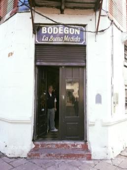 La Buena Medida_La Boca_Bar Notable_Buenos Aires_Fachada_8