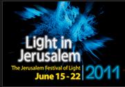 Light in Jerusalén