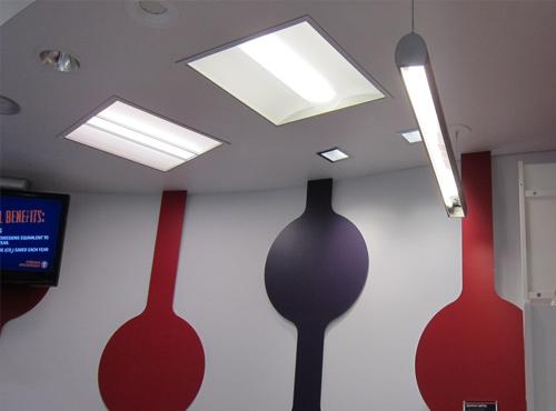 iluminet lampara