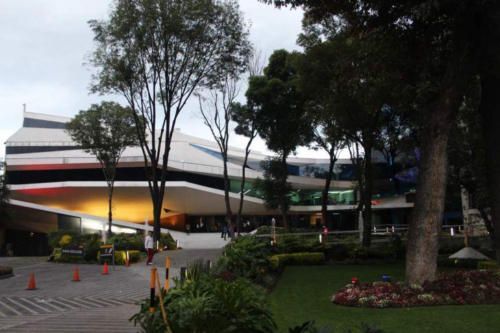 Centro Cultural Roberto Cantoral. Foto: Iluminet
