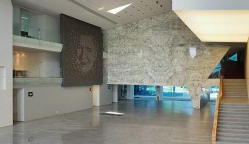 Centro Cultural Roberto Cantoral. Foto: Broissin Arquitectos