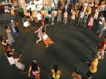 Oficina de Danças Brasileiras