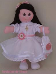 muñeca primera comunión2