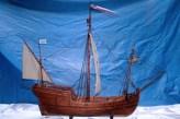 Maqueta, carabela,Ilustres marinos historia naval, españa armada, marina, expediciones, conquista.