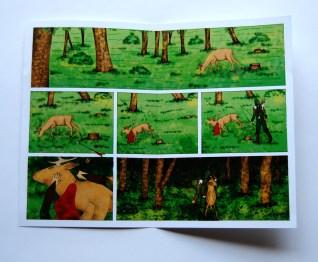 Banda Desenhada | desenho Jorge Sousa argumento Nuno Pires