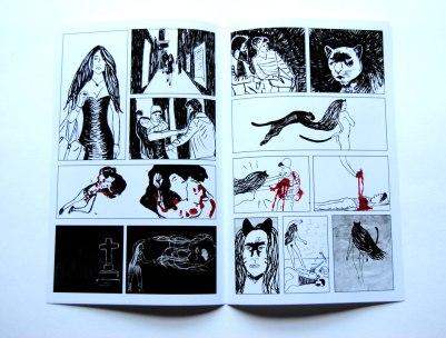 Banda Desenhada | desenho Sofia Seno argumento Valdino Salomão