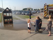 That's a real firehose