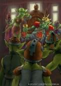 Goblin King - Conflicting Kingdoms CCG
