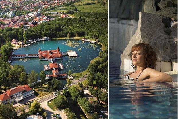 5. cena – Týdenní pobyt v maďarském Danubius Health Spa Resort v lázeňském městečku Hévíz pro 2 osoby v hodnotě 24 000 Kč