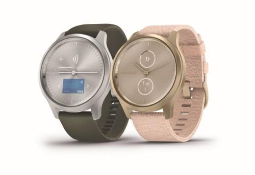 Chytré sportovní hodinky Garmin umí platit