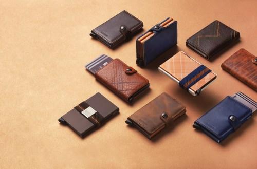 Seznamte se peněženkami a pouzdry na karty Secrid