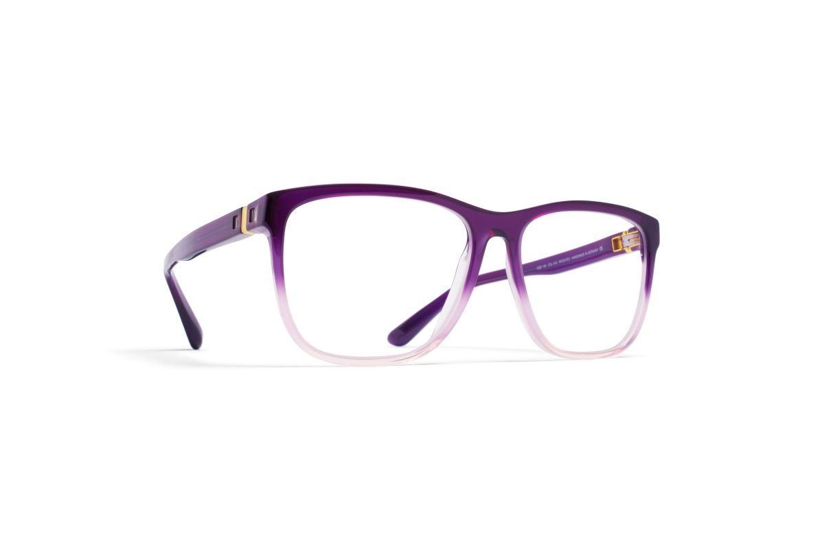 3_OPTIKA POLÁK fialové dámské brýle Mykita, cena 12260 Kč